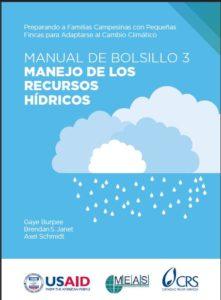 Manual Manejo de los recursos hídricos
